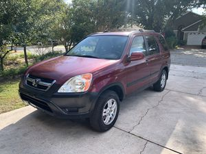 2004 Honda CR-V EX for Sale in Kissimmee, FL