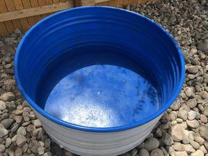 "Steel stock tank Pool 4ft' x 30"" for Sale in Denver, CO"