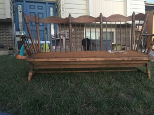 3 seat rocking chair for Sale in Sandy, UT