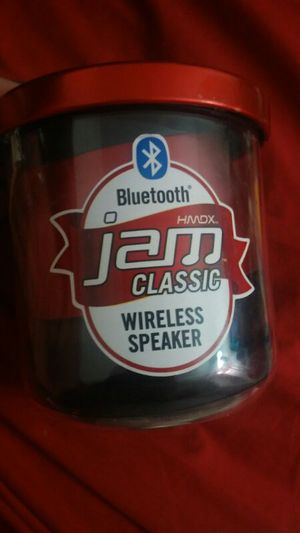 Basically new* in box* jam classic Bluetooth speaker *connect to anything 🎶🎧 for Sale in Miami, FL
