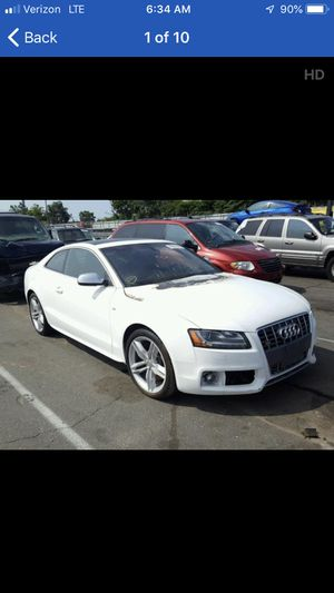 2010 Audi s5 parts car for Sale in Philadelphia, PA
