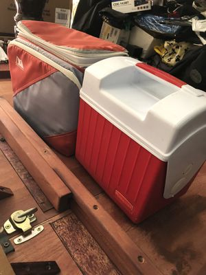 2 Lunch coolers for Sale in Orange, CA
