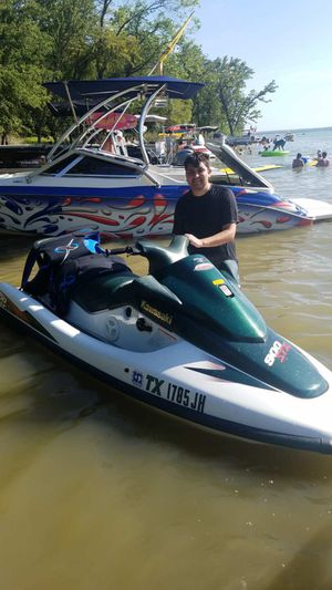 "Jetski 2000 Kawasaki 900 STX ""GREAT CONDITION"" lake ready NO TRAILER INCLUDED for Sale in Saginaw, TX"
