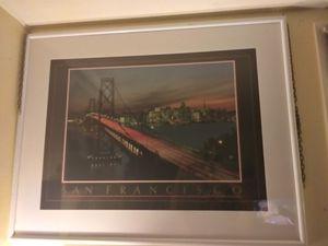 San Francisco portrait for Sale in Peoria, IL
