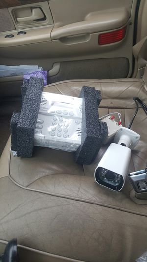 (BRAND NEW) SECURE NET IP CAMERA INSTALLATION for Sale in Tacoma, WA