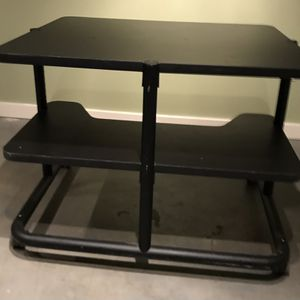 Heavy Duty Rolling Desk for Sale in Portland, OR
