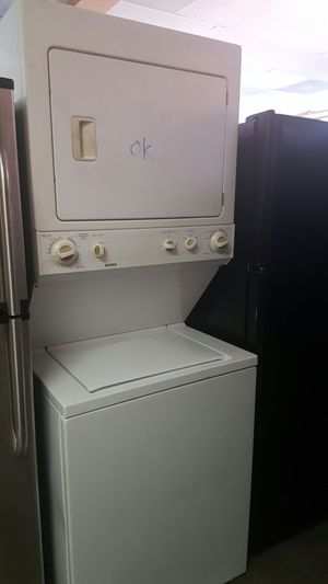 Kenmore washer and dryer stackunit for Sale in Washington, DC