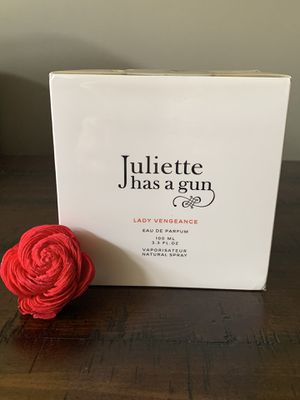 JULIETTE HAS A GUN LADY VENGEANCE Eau de Parfum 100 ml / 3.3 fl oz for Sale in Abingdon, MD