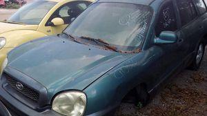 2001 Hyundai Santa Fe parts for Sale in Tampa, FL