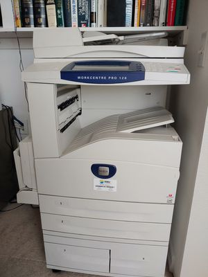 Xerox Workcenter Pro 128 for Sale in La Mesa, CA