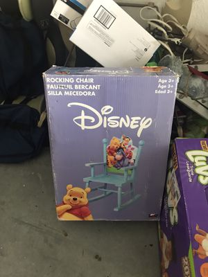 Disney Rocking Chair for Kids for Sale in FL, US