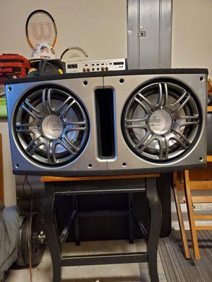 """Polk audio 12"""" speakers for Sale in Glendale, AZ"""