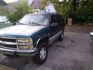 1995 Chevy Tahoe 4x4 for Sale in Nashville, TN