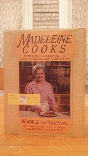 Madeleine Cooks by Madeleine Kamman for Sale in Milton, PA