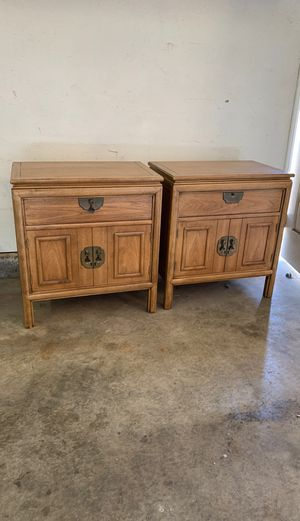 Nightstand dresser for Sale in Escondido, CA