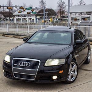 2008 Audi A6 3.2L S-Line - Clean Title - 170k Miles for Sale in Dallas, TX