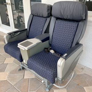 Airplane Aviation Aircraft First Class seat Set Fully Functional for Sale in Fort Lauderdale, FL