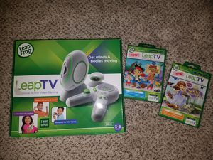 LeapTV Educational Gaming System for Sale in Reed City, MI