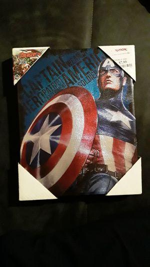 Captain America for Sale in City of Orange, NJ