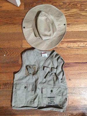 safari costume size 7 kids for Sale in Atlanta, GA