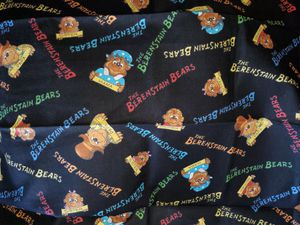 Berenstain bears fabric for Sale in Dixon, MO