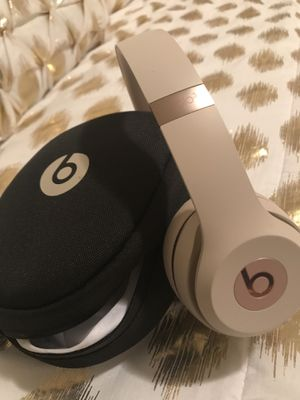 Rose gold beat headphones for Sale in Duluth, GA