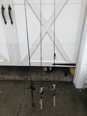 Fresh Water Fishing Poles for Sale in Mendon, MA