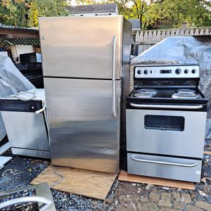 Steel Appliances in great conditions for Sale in Annandale, VA