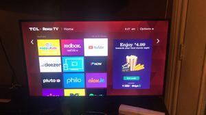 Roku tv 43 inch for Sale in Dallas, TX