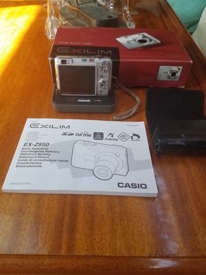 CASIO EX-Z850 digital camera for Sale in MONARCH BAY, CA
