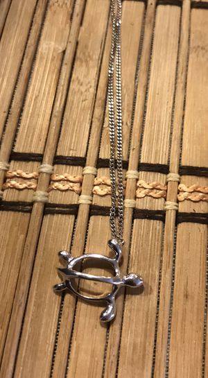 Na Hoku turtle necklace white gold for Sale for sale  Encinitas, CA