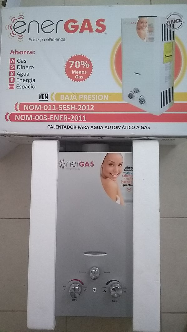 Brand New tankless water heater