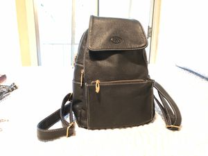 Tod's Black Leather Backpack for Sale in Oakton, VA