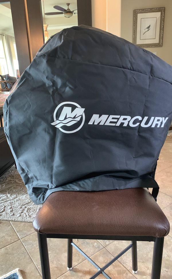Mercury outboard motor cover
