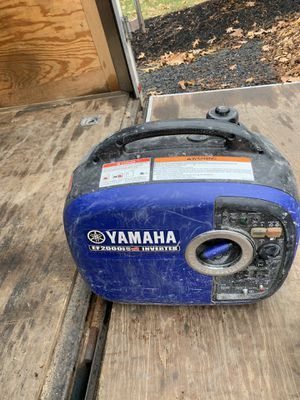 Yamaha briefcase generator for Sale in Waterford, NJ