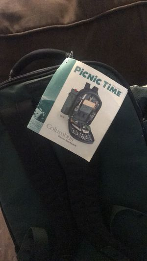 Picnic backpack for Sale in Stanton, CA