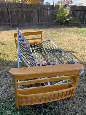Futon bed couch for Sale in Hanford, CA