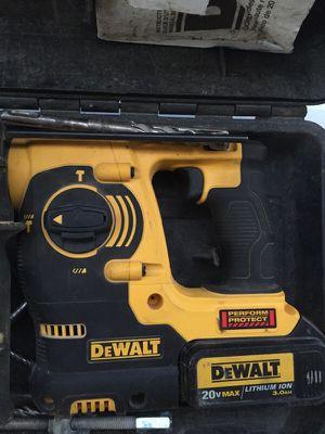 Dewalt 20v hammer drill for Sale in Philadelphia, PA