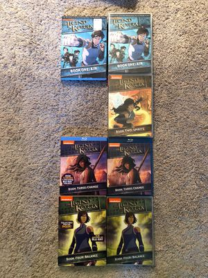 The Legend of Korra: The Complete Series for Sale in Tampa, FL