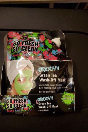 Groovy Green Tea Face Mask for Sale in Belleair, FL