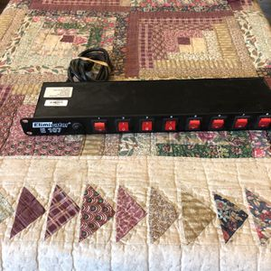 E107 illuminator light control bar for Sale in Mesa, AZ