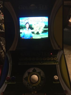 Golden Tee 97' arcade game for Sale in River Forest, IL