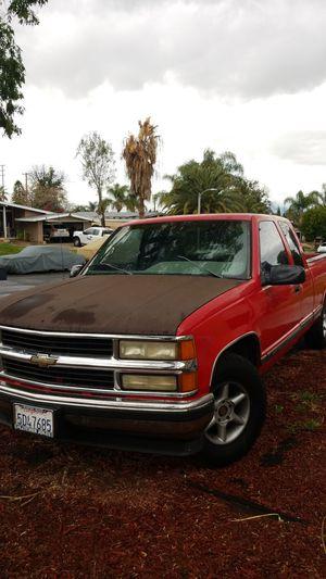 1995 Chevy Silverado 1500 V6 for Sale in Corona, CA