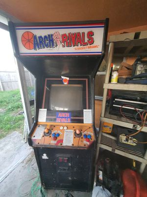 1989 Arch Rivals arcade game for Sale in New Port Richey, FL
