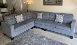 Excellent Couch Sectional 1 month used for Sale in Sunnyvale, CA