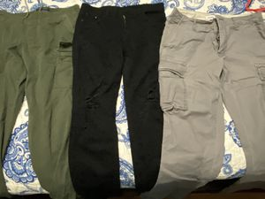 Clothes, what's new, pants, t shirts, jeans, for Sale in Queens, NY