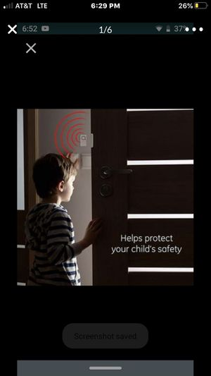 GE Personal Security Window/Door, 4-Pack, BRAND NEW EXCLAMACION POINT!, BEST PRICE!!, NO LINES, NO TAX, NO for Sale in Long Beach, CA