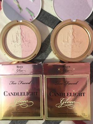 Too faced candlelight glow for Sale in Lodi, CA