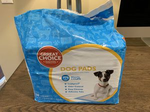 Dog piddle pads for Sale in Herndon, VA