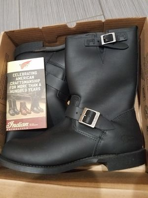 Red wing Indian motorcycle engineer boots. Size 12 for Sale in Norwalk, CA